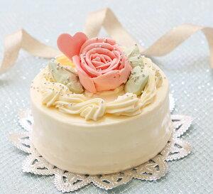 バタークリームケーキ 4号