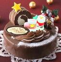 ロールノセタ(6号サイズ) 18cmのチョコレートケーキ 【クリスマスケーキ 2020】【送料600円】※九州は送料1000円、沖縄は配送不可【ネット限定】【予約】【限定】【人気】