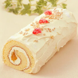 バタークリームのロールケーキ『バタクリロール』