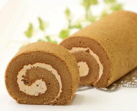 懐かしバタークリーム 薫り豊かな『カフェバターロール』 バタークリームケーキ カフェロールケーキ コーヒーロールケーキ