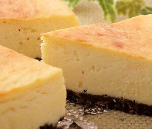 とうふチーズケーキ・ニューヨーク風5号(15cm)カット