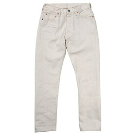 WORKERS【ワーカーズ】Lot 802, Slim Tapered, 13.75 Oz White Denim