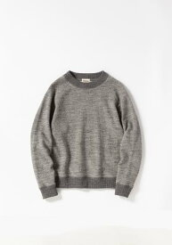 JACKMAN【ジャックマン】GG SWEAT MIDNECK
