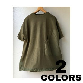 REMI RELIEF【レミレリーフ】【BRIEFINGコラボ】REMI RELIEF×BRIEFING Tシャツ C