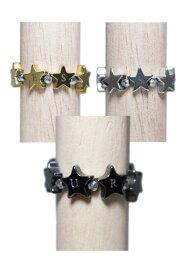 Le semeur ルスムール ALL STAR RING スターリング (シルバーヘマタイト・BODY部分 3TYPE)