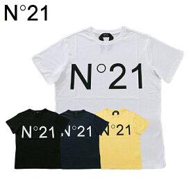 N°21 ヌメロヴェントゥーノ N21 numero ventuno Tシャツ メンズ 4カラー N21 ロゴ アレッサンドロデラクア ヌメロ MASSIMO OSAKA 大阪 オンライン 通販 正規品 芸能人着用 LEON Safari 80118suf0216363