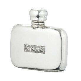 Supreme シュプリーム Pewter mini Flask ピューター ミニ フラスコ シルバー スキットル ウイスキーボトル 大阪 アメ村 オンライン 通販 2020AW Week2 002fw20a30