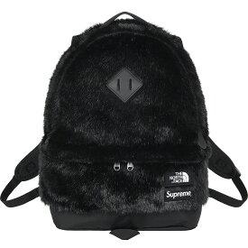 Supreme シュプリーム TheNorthFace ノースフェイス Faux Fur Backpack フェイクファー バックパック メンズ ブラック レッド グリーン 25L 大阪 アメ村 オンライン 通販 2020FW Week16 002fw20b15