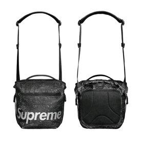 Supreme シュプリーム Waterproof Reflective Speckled Shoulder Bag ウォータープルーフ リフレクティブ ショルダーバッグ メンズ ブラック 大阪 アメ村 オンライン 通販 新作 2020FW Week14 002fw20b29
