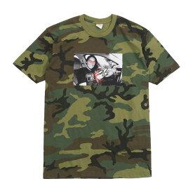 Supreme シュプリーム ANTIHERO アンチヒーロー コラボ ICE Tee Tシャツ M L メンズ カモフラ ホワイト ブルー 大阪 アメ村 オンライン 通販 新作 2020FW Week14 002fw20t48