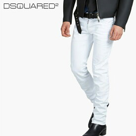 ディースクエアード Dsquared2 デニム Slim Jean ホワイト