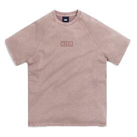 KITH キス Tシャツ ピンク 通販 メンズ 大阪 アメ村 001kh3753【お買上げ11,000円以上で送料無料!!】