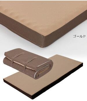 西川リビングRAKURAラクラマット敷布団シングルフラットタイプほどよい硬さの160ニュートン90mm160n健康敷きふとん敷きふとんマットレスらくらラクラrakuraラクラマット洗える側生地新生活