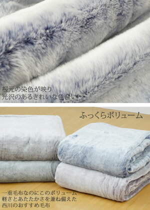 西川毛布シングルアクリルニューマイヤー毛布AN-20892010-08943ブランケットニューマイヤー毛布ひざ掛け肌掛け冬物寝具一重送料無料西川リビングフィールファー