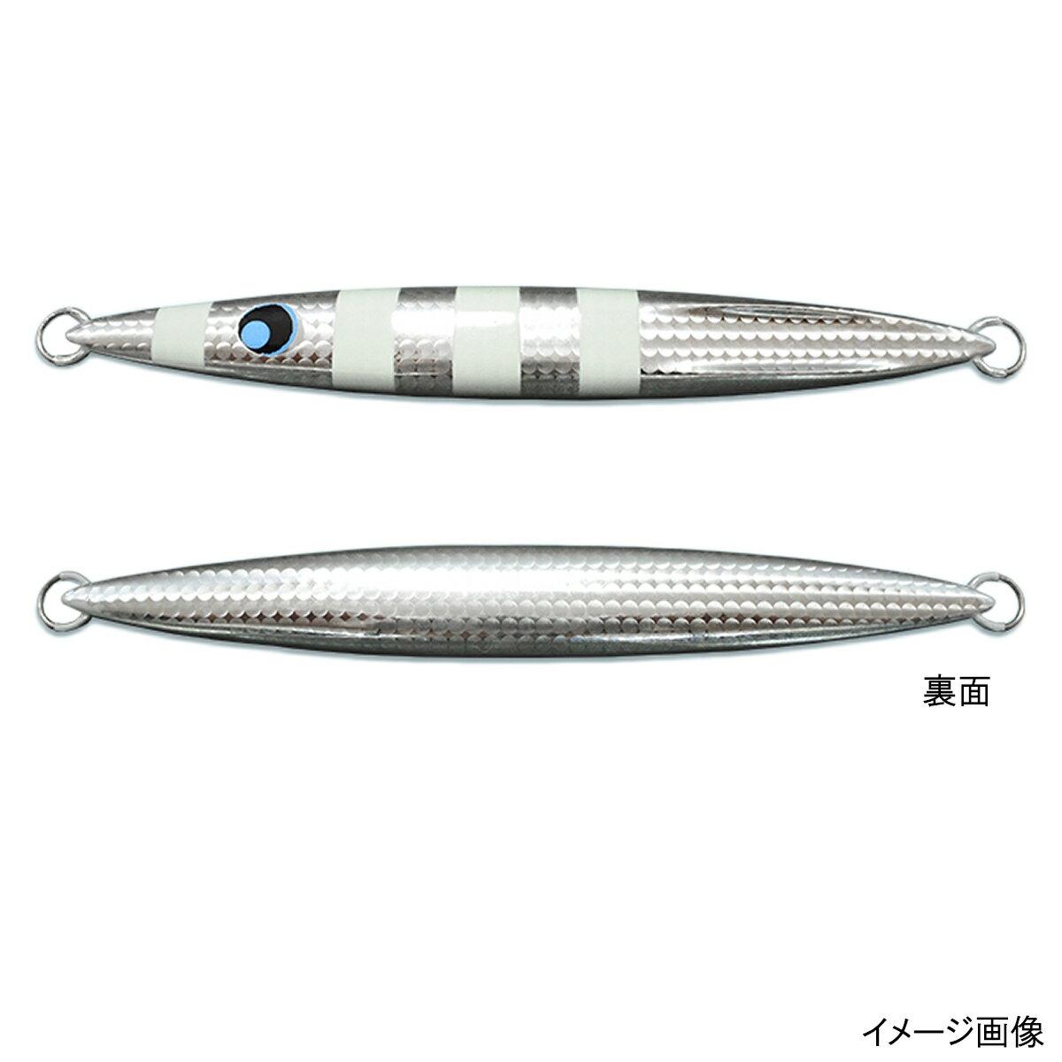 ウロコジグ オリジナル 120g #005(ウロコシルバーゼブラグロー)【ゆうパケット対応】