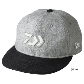 9FIFTY Collaboration with NEW ERA DC-5009NW フリー グレー ダイワ