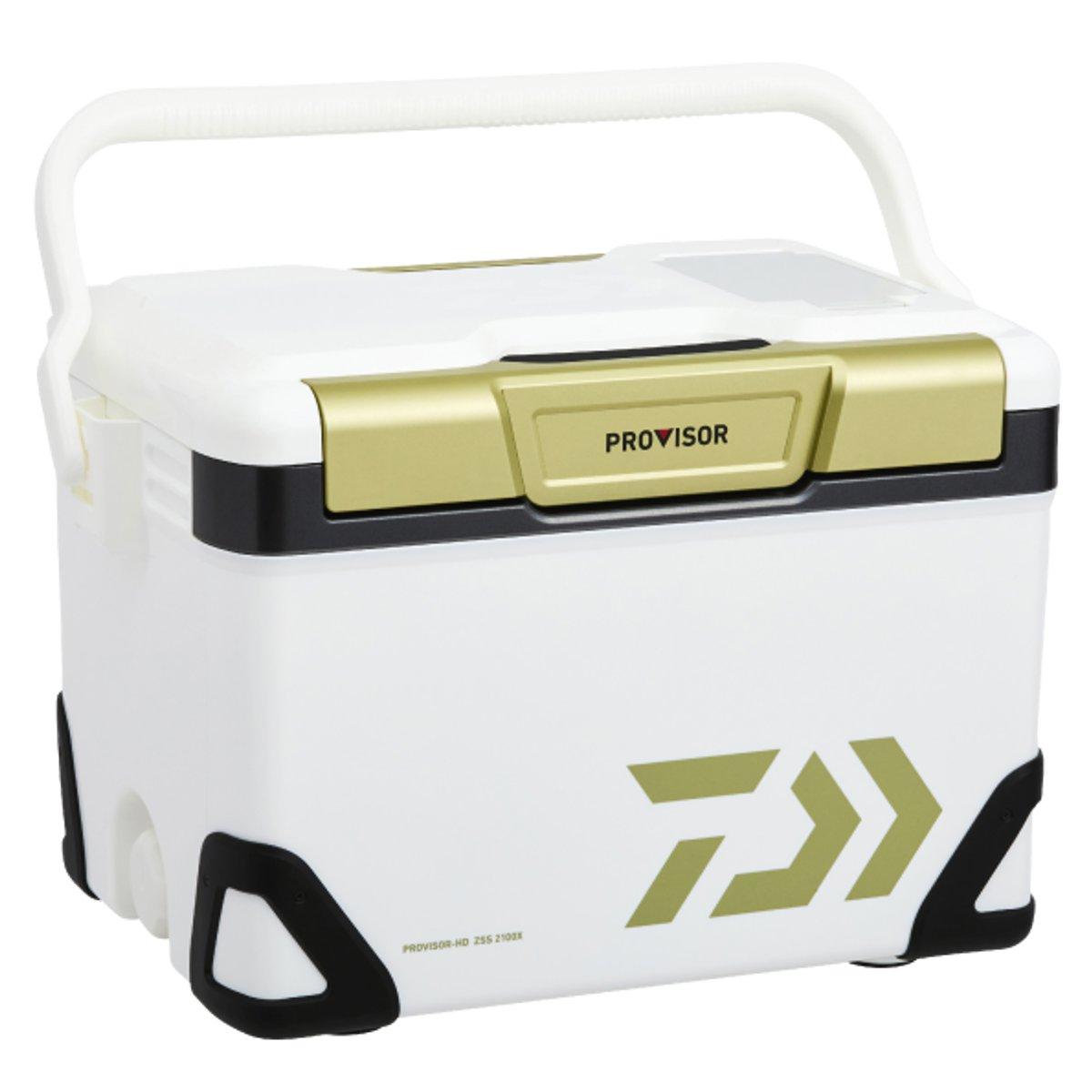 【スマホエントリ10倍】ダイワ プロバイザー HD ZSS 2100X シャンパンゴールド クーラーボックス【送料無料】
