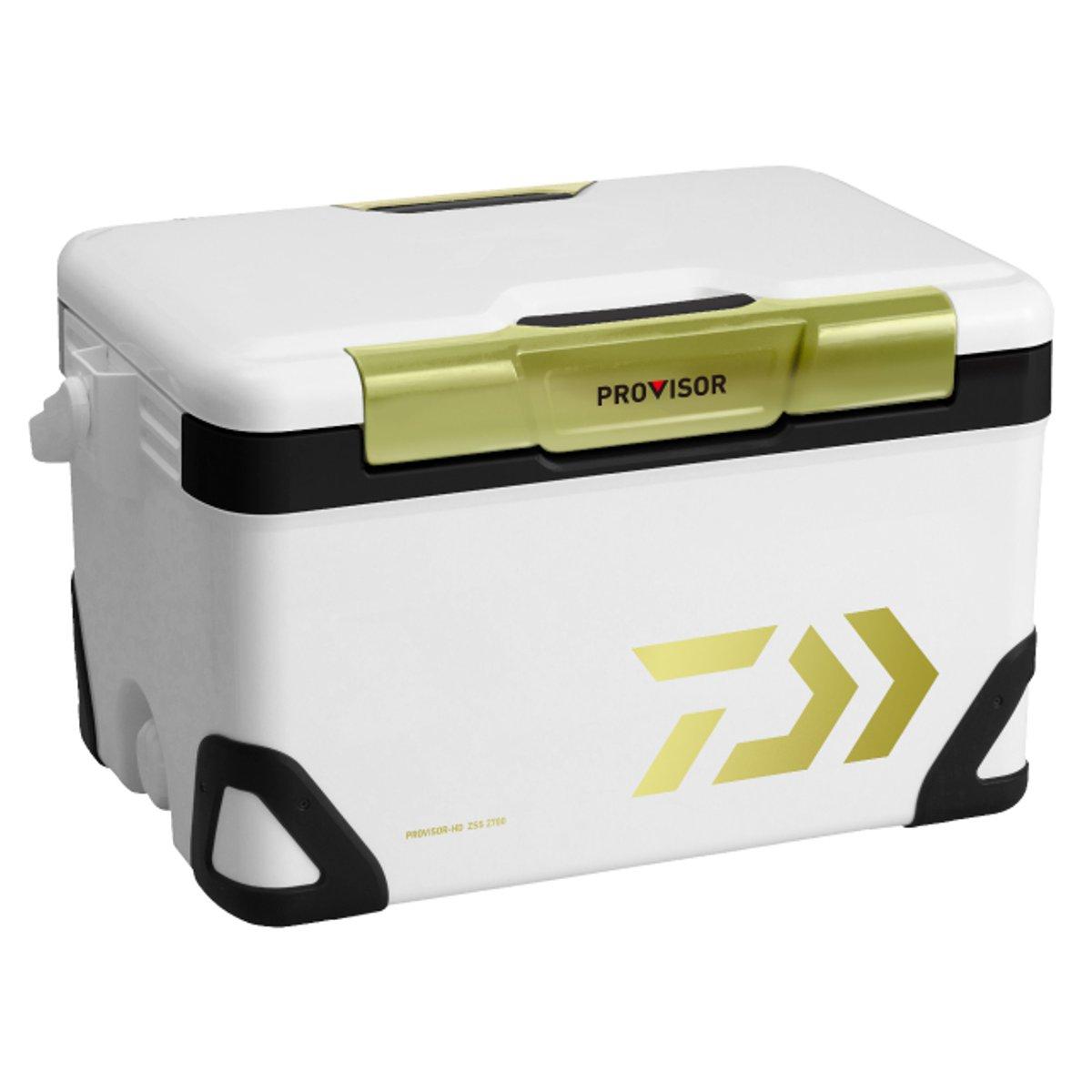 ダイワ プロバイザー HD ZSS 2700 シャンパンゴールド クーラーボックス