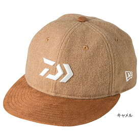 9FIFTY Collaboration with NEW ERA DC-5009NW フリー キャメル ダイワ