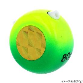 H.B コンセプト ライトステップ タイラバヘッド 60g チャートグリーン H.B concept【ゆうパケット】
