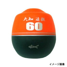 大知 遠投 60 L 000 オレンジ キザクラ