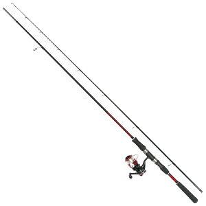 エギング セット 8.6フィート スピニングリール付き 釣り竿【同梱不可】