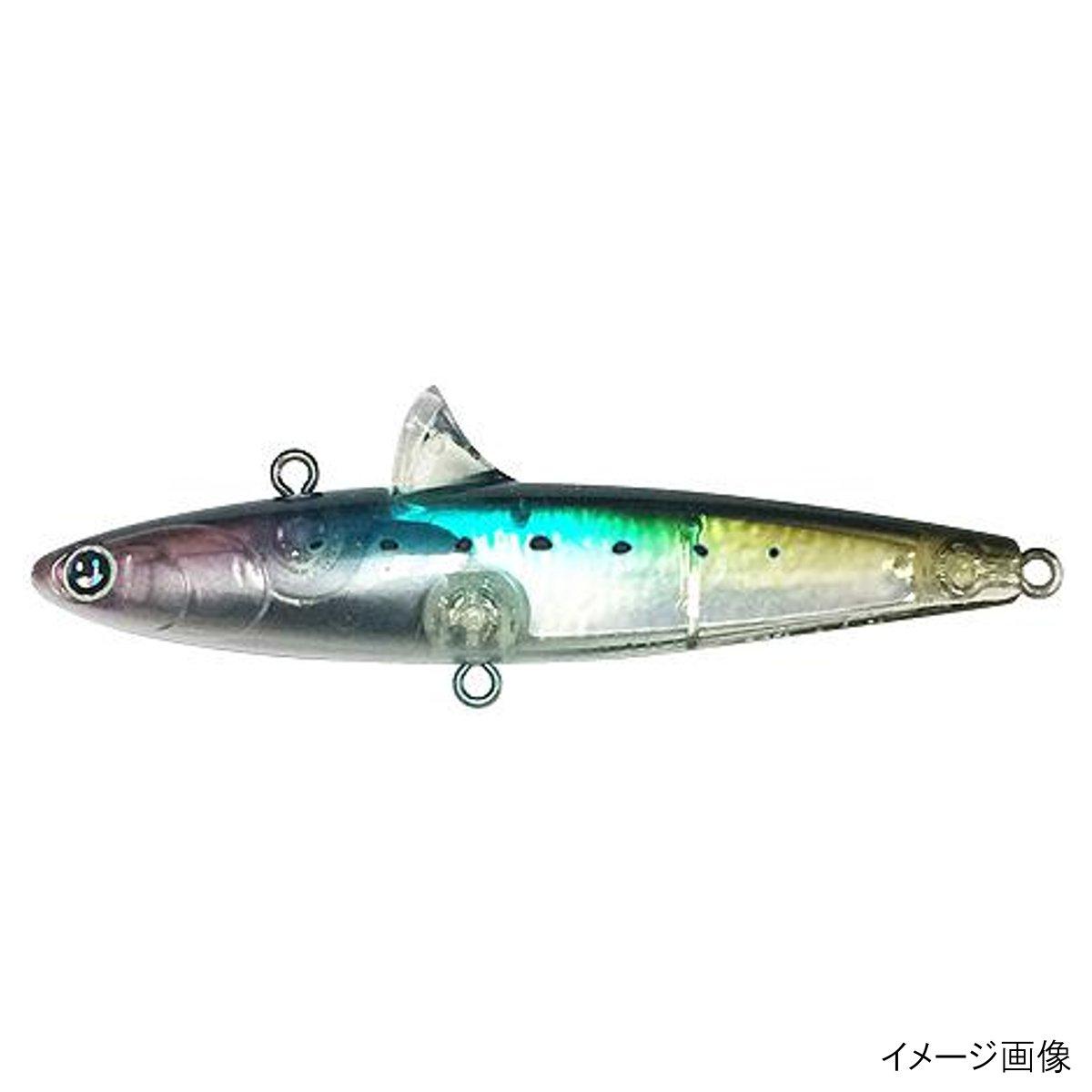 ハルシオンシステム プラム80 インナープレートモデル PPL-1(虹イワシ)【ゆうパケット】