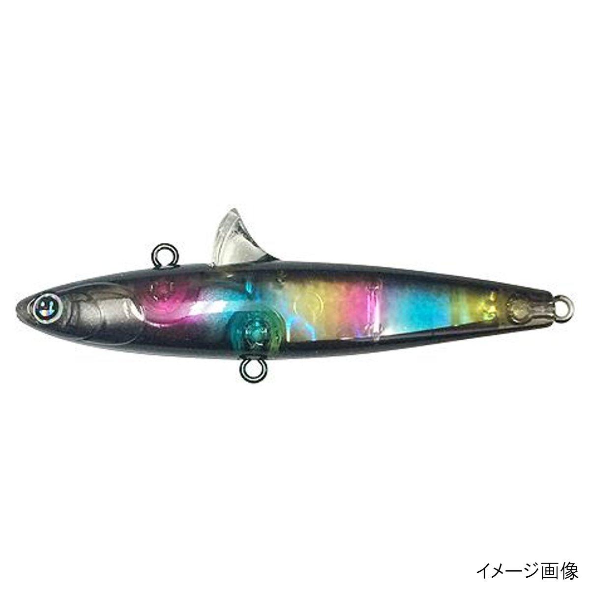 ハルシオンシステム プラム80 インナープレートモデル PPL-5(ブラックレインボー)【ゆうパケット】