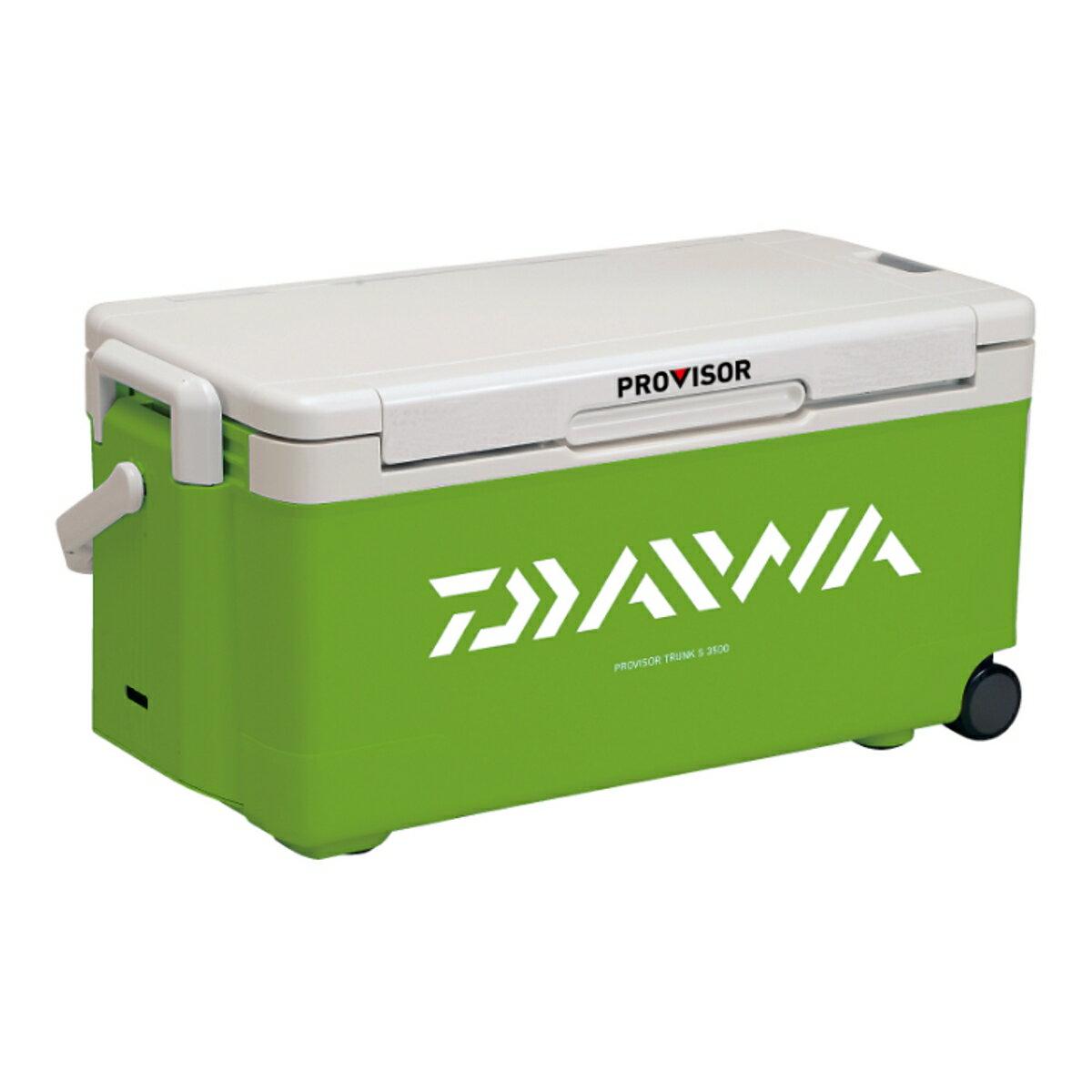 ダイワ プロバイザートランク S-3500 ライムグリーン クーラーボックス【6co01】