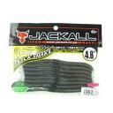 ジャッカル(JACKALL) フリックシェイク(FLICK SHAKE) 4.8インチ TCダークギル