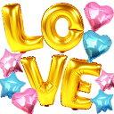 【送料無料】アルファベット バルーン 風船 結婚式 【LOVE】 文字 アルファベットバルーン フォトラウンド レター LOV…