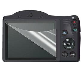 ★【送料無料】 PowerShot SX430IS SX420IS SX530HS SX410IS 対応 液晶 光沢 保護フィルム 【2枚セット】 キャノン Canon パワーショット デジカメ PS SX 430 420 IS SX 530 HS SX 410 IS デジタル カメラ 保護 フィルム シート 透明 画面 傷 キズ 防止 光沢 カバー うすい