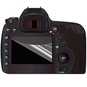 【2枚セット】 デジタルカメラ Canon EOS 5D MarkIV 5Ds sR 5DMarkIII 対応 液晶 光沢 保護フィルム 【2枚セット】 キャノン Mark IV 5 Ds sR 5D Mark III 3 デジタル カメラ 保護 フィルム シート 透明 画面 傷 光