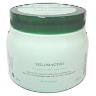 ◆Kerastase RE mask volume Acty yellowtail Phil 500 g ◆ JAN4992944402605