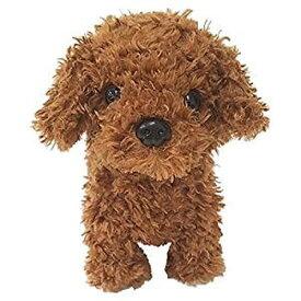 49048 ウォーキングスウィートパピー トイプードルおもちゃ ぬいぐるみ 犬のおもちゃ
