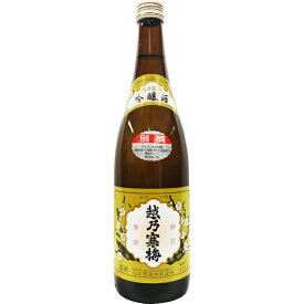 越乃寒梅 別撰 吟醸酒 720ml