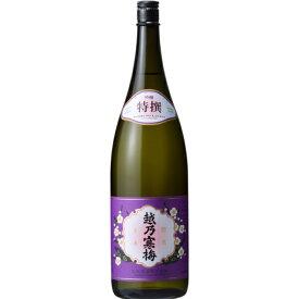 越乃寒梅 特撰 吟醸酒 1.8L
