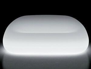 イタリア製デザイナーズファニチャー ガムボール・ソファ ライト付き (高さ66cm 幅約165cm) ユーロ3 プラストコレクション EP-6263L Plust Collection Gumball Sofa Light オブジェ チェア