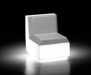 イタリア製デザイナーズファニチャー ビックカット・モジュール ライト付き (高さ約73cm) ユーロ3 プラストコレクション EP-6280L Plust Collection Big Cut Module Light