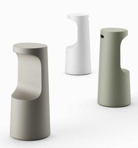 イタリア製デザイナーズファニチャー フラ・スツール (直径約34cm 高さ約75cm) ユーロ3 プラストコレクション EP-6294 Plust Collection Fura Stool オブジェ チェア