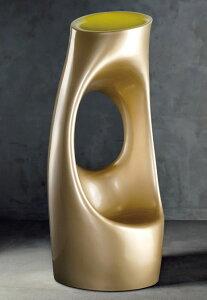 イタリア製デザイナーズプランター ホリー・オール メタリックカラー (高さ200cm) セラルンガ SD-960 Serralunga Designers Holly All オブジェ チェア