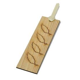 【木製しおり】吹き寄せしおり◇欅(けやき)の木製日本製木製しおり 木のしおり しおり 書籍 ブックマーカー 栞