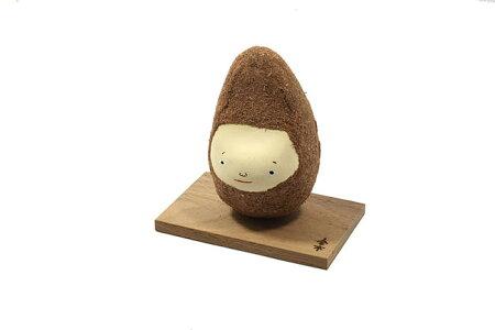 【木製品】木の妖精「木の子」※4種類ございます※(日本製・職人手作り品)★木製品手作り品★人形オブジェ飾り