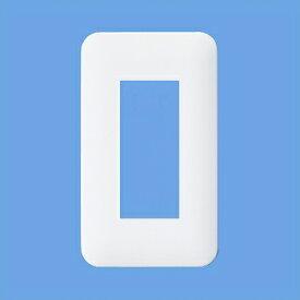 【あす楽対応_関東】パナソニック (Panasonic) ラウンドコンセントプレート(3コ用) WTF7003W