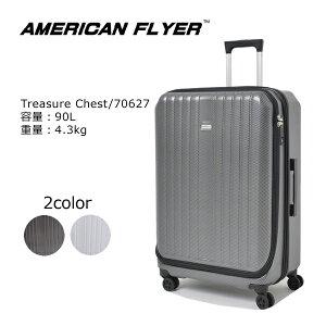 AMERICAN FLYER(アメリカンフライヤー) 70627 Treasure Chest (トレジャーチェスト) 90(105)リットル 2色展開