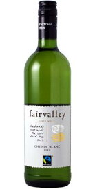 フェアヴァレー シュナンブラン 白 750mlFairvalley Chenin Blanc The Fair Valley Wine Company 【南アフリカ】