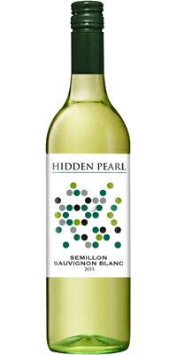 ヒドゥン・パール セミヨン/ソーヴィニヨン・ブラン 750mlHidden Pearl Semillon/Sauvignon Blanc Berton Vineyards Pty Ltdバートン・ヴィンヤーズ【オーストラリア】【ハイコスパワイン】【旨安ワイン】