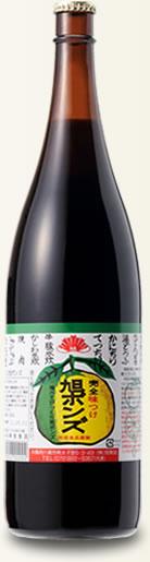 旭ポンズ 業務用 (ポン酢)(ぽんず) 1800ml【大阪】【地元の味】あさひぽんず
