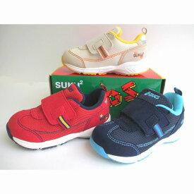 送料込み アシックス スクスク asics GD.RUNNER BABY LO2 TUB146 アシックス スニーカー キッズシューズ 子供靴 ベビー 1本ベルト ファーストシューズ すくすく 子供靴 運動会 公園 通園 遠足 男の子 女の子 ネイビーブルー(50)・レッド(23)・ベージュ(05)