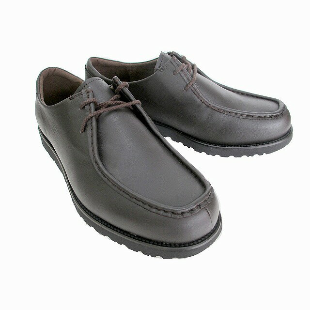 アシックス ペダラ 日本製 asics pedala WP623S メンズ 革靴 チロリアンシューズ コンフォート 紐靴 レースアップ 旅行靴 日本製 コーヒーブラウン(29)